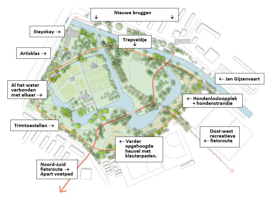 Afgelopen herfst begon gemeente Haarlem met het plan voor de vervolgfase van het groot onderhoud Schoterbos.